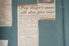 Clippings 1960s